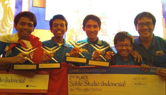 Orang Indonesia Berprestasi Setiap Orang Dapat Berprestasi